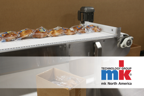 Commercial Bakery Conveyor from mk North america