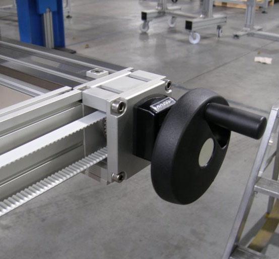 T Slot Aluminum Extrusions Extruded Aluminum Framing Mk