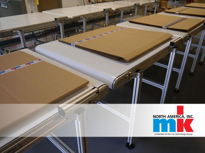 Belt Conveyor Types | Belt Conveyor Configurations & Types | mk