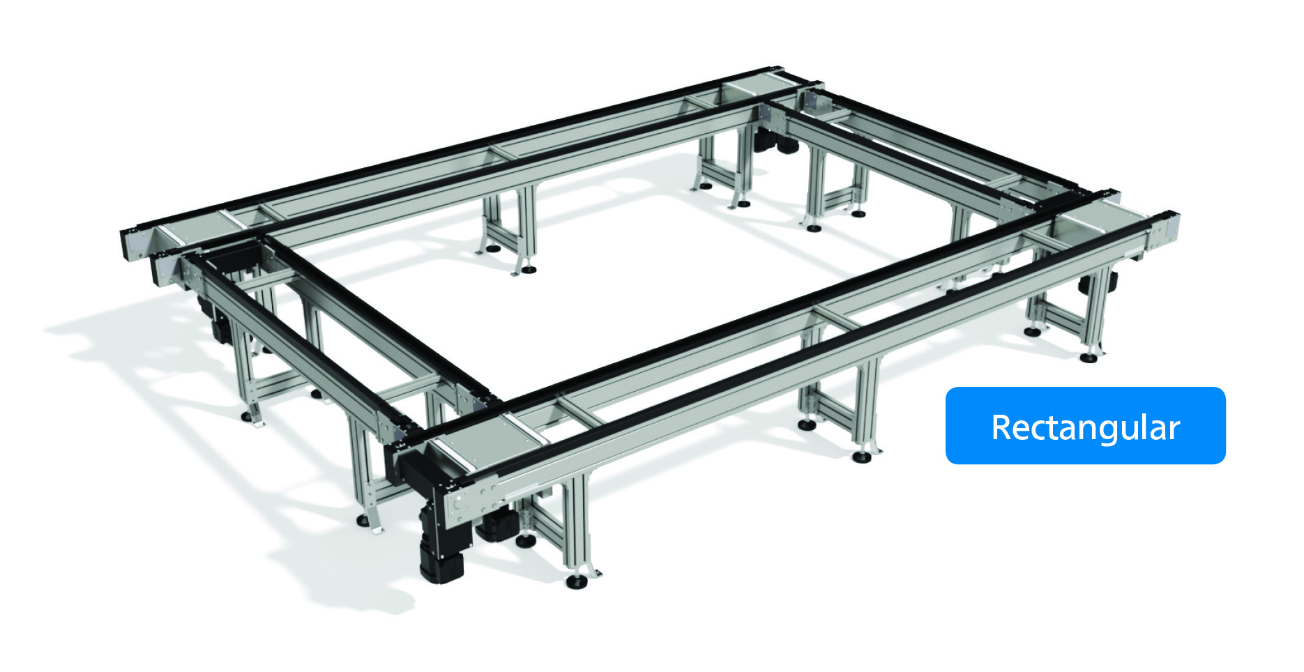 Pallet Conveyors Control System Configurations Mk