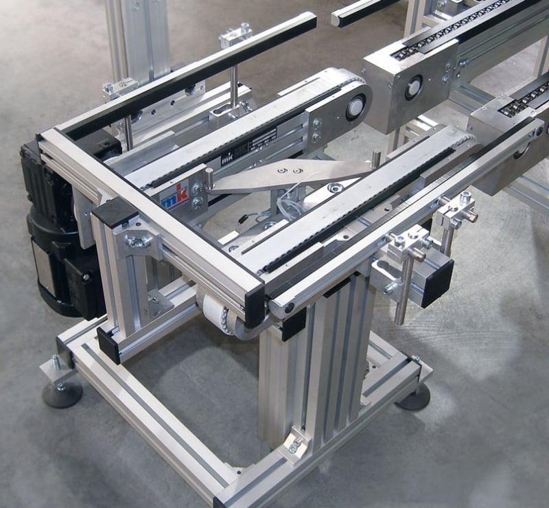 Aluminum Conveyors