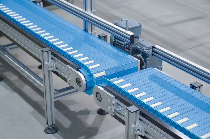 Aluminum Conveyors | Belt Conveyors & Material Handling | mk
