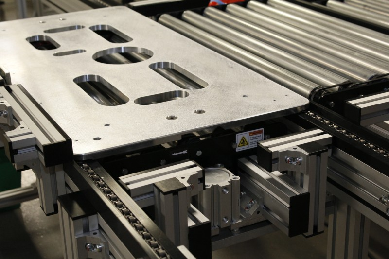 Pallet Conveyor Systems Pallet Handling Solutions Mk