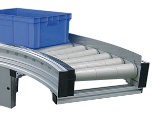 Roller Conveyors | Gravity, Driven, & Powered Roller Conveyors | mk